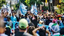İsrail'de Netanyahu karşıtları sokağa döküldü