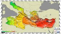 Doğu Akdeniz'de düzenlenecek olan NEAMWave21 Tsunami Tatbikatı bugün başlıyor