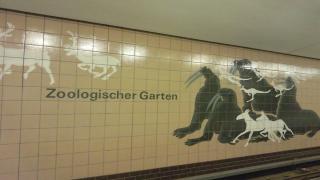 Berlin Hayvanat Bahçesi