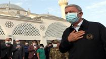 Bakan Akar'dan Pençe Şimşek ve Pençe Yıldırım operasyonu açıklaması
