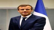 Fransa Cumhurbaşkanı Macron'dan İsrail'in Gazze'ye yönelik saldırılarına destek