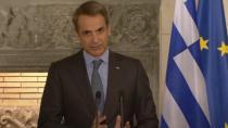 Yunanistan Cumhurbaşkanı Miçotakis'ten Başkan Erdoğan'a ılımlı mesaj