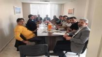 Ağrı Kültür Dernekleri Federasyonu yenilenen ekibiyle Ağrı için toplandı