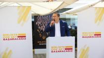 Galatasaray'ın yeni başkanı Elmas oldu