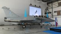 Yunanistan, Doğu Akdeniz'de Stratejik avantaj için Fransa'dan Rafale uçaklarını teslim aldı