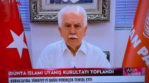 İran'ın 'İslami Uyanış Kurultayı'na Türkiye'yi temsilen Doğu Perinçek katıldı