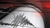 Ege Denizi'nde 4.1 şiddetinde deprem
