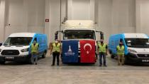İzmir'den Arhavi'ye yardım eli