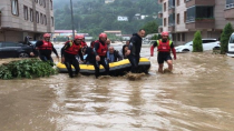 Arhavi sel felaketinde 576 kişi ve 4 köpek