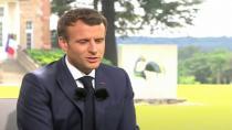 Fransa Cumhurbaşkanı Macron'dan aşı karşıtlarına tepki: Egoist ve bencilce