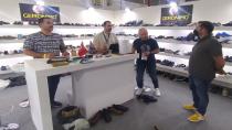 Türk ayakkabı ve saraciye ürünlerine Avrupalı alıcılar yoğun ilgi gösterdi