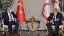 KKTC Cumhurbaşkanı Tatar'dan Maraş açıklaması