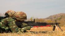 Afganistan'ın başkenti Kabil'de 'Yeşil Bölge'ye saldırı!