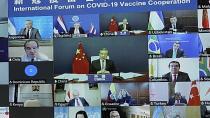 Uluslararası Aşı İşbirliği Forumunda Bakan Koca'dan 'Fikri Mülkiyet' çağrısı