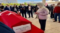 Akşener, Türk Hava Yolları'nın eski Yönetim Kurulu Üyesi Alaaddin Lütfi Kuday'ın cenaze törenine katıldı