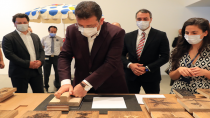 İmamoğlu: İstanbul, kültür-sanatın buluşma noktası olacak