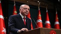 Erdoğan, TÜRKEN Vakfı heyetiyle buluştu