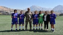 Hakkarigücü Kadın Futbol Takımı'nın yeni sponsoru belli oldu