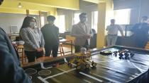 Ağrılı lise öğrencilerinden büyük başarı: Arama kurtarma robotu TEKNOFEST'te finale kaldı!