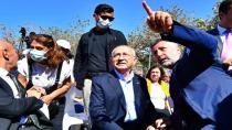 Kılıçdaroğlu: Hakkınızı aradığınız sürece yanınızda olacağız
