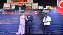 """İş İnsanı ve Sanayici Sait Dervişoğlu, """"Yılın İş Adamı"""" ödülüne layık görüldü"""