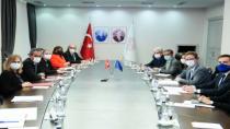Bakan Özer, AB Türkiye Delegasyonu Başkanı Meyer-Landrut'u kabul etti