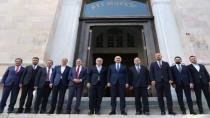 PTT'nin 181. yılında tarihi Sirkeci Postane Binası restore edildi
