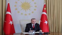 Erdoğan, Haier Fabrikası ve 52 yeni fabrikanın resmî açılış törenine katıldı